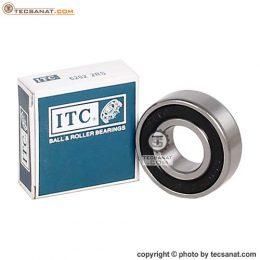 بلبرینگ آی تی سی ITC سری 6202 شفت 15