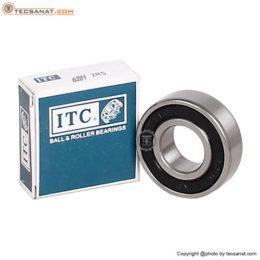 بلبرینگ آی تی سی ITC سری 6201