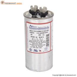 خازن فلزی 40 میکروفاراد