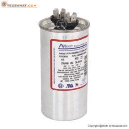 خازن فلزی 45 میکروفاراد