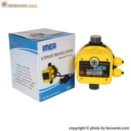 ست کنترل پمپ آب ایمر IMER مدل DSK-8.1