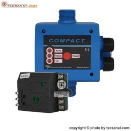 کیت ست کنترل کامپکت COMPACT مدل 2RM