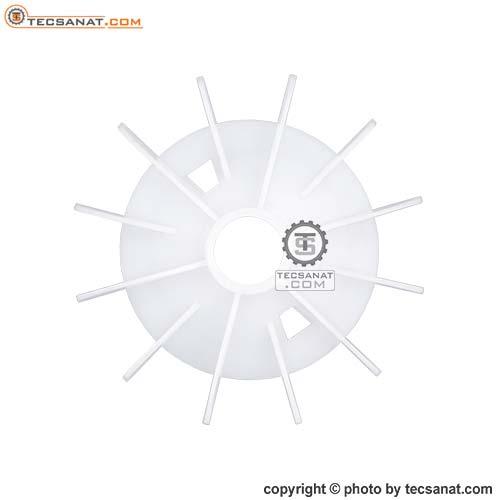 پروانه خنک کننده الکتروموتور شرقی متوسط سایز 34