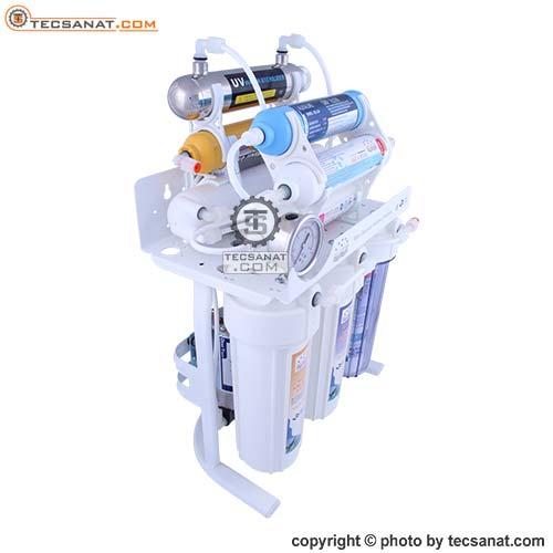 تصفیه آب خانگی AQUASTAR مدل RO سری 9 مرحله