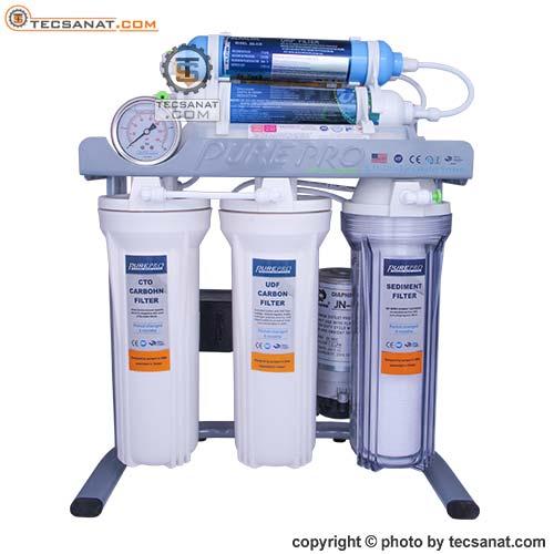 تصفیه آب خانگی PURE PRO مدل RO سری 8 مرحله