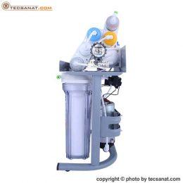 تصفیه آب خانگی PURE PRO مدل RO سری 9 مرحله با فیلتر مکمل مینرال