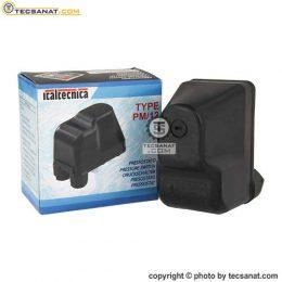 کلید اتوماتیک پمپ آب ایتالیایی ITALTECNICA مدل PM/12