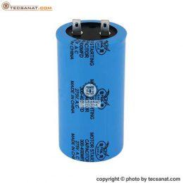 خازن خشک 400-300 میکروفاراد